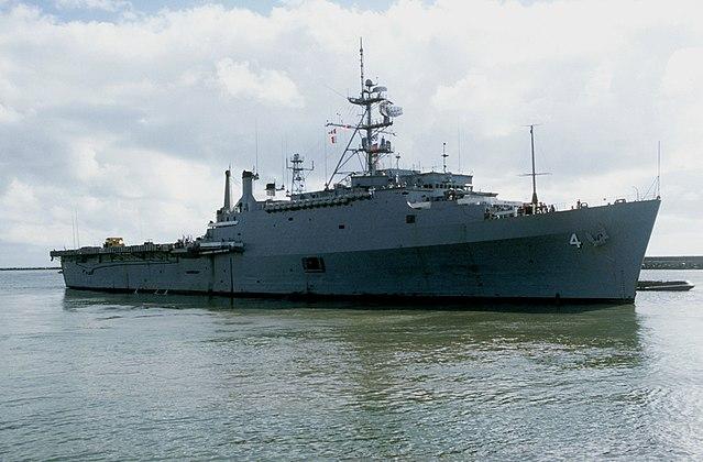 USS Austin