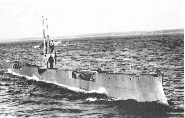 Akula in 1909