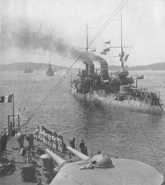 Bouvet Dardanelles