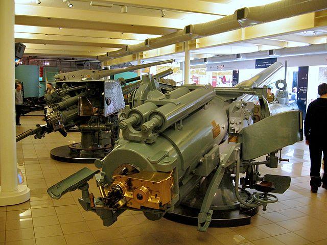 Chester-BL5.5inch-50cal-MkI-NavalGun-IWM