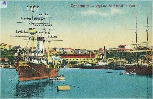 Costanza harbor