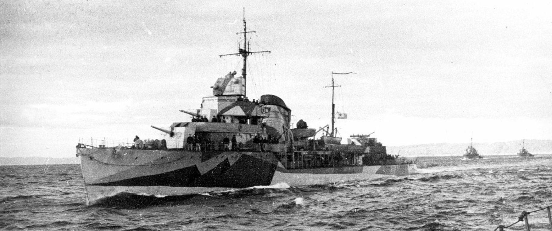 Groznyy 1942