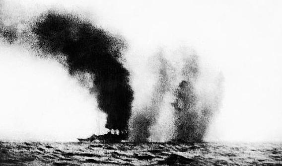 Birmingham at Jutland