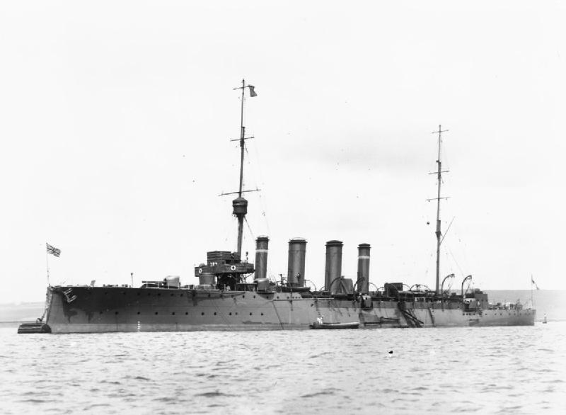 HMS dartmouth