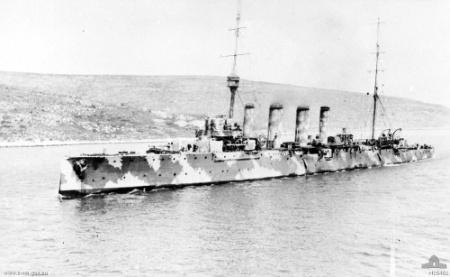 Weymouth 1915 Camo