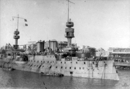 Jauréguiberry 1915