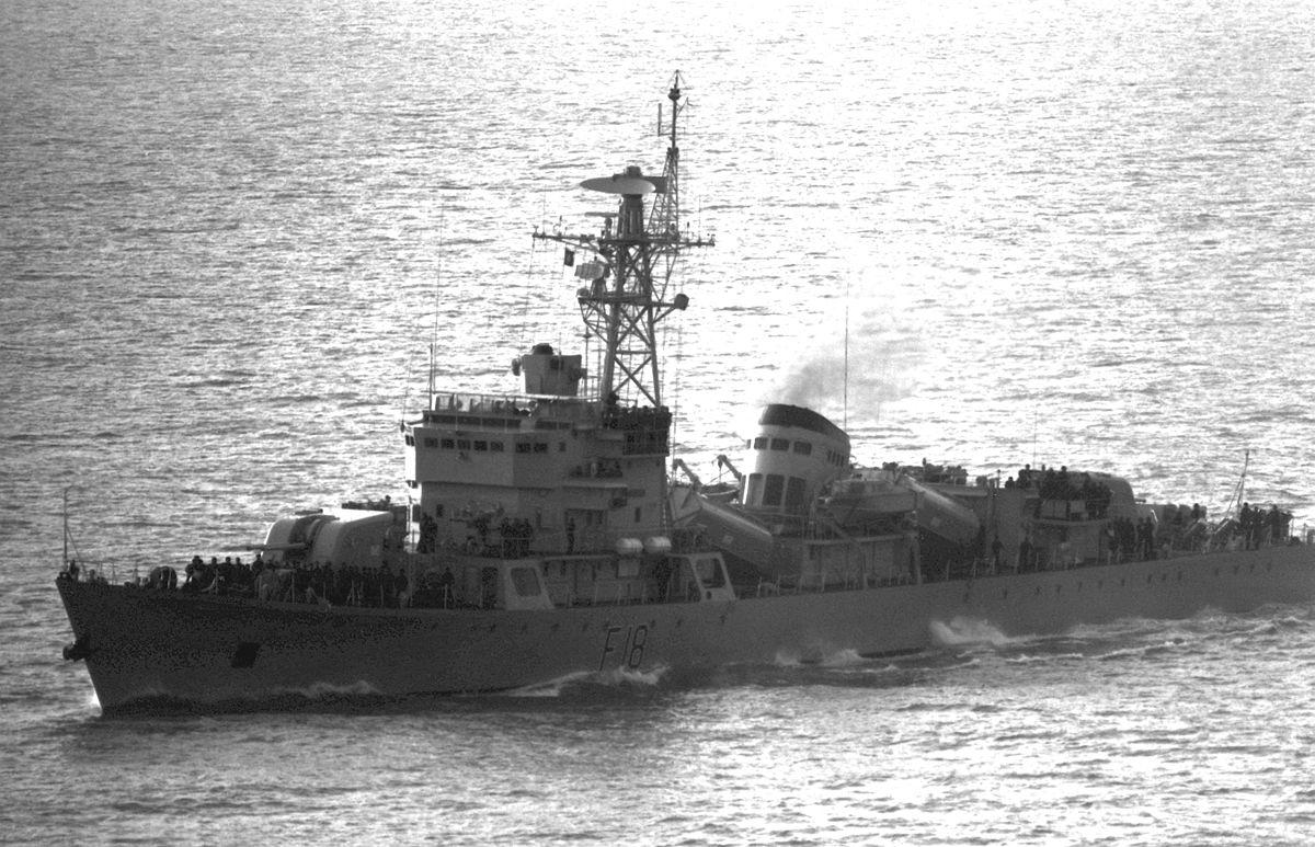 The successor Type 053H surface-warfare frigate.