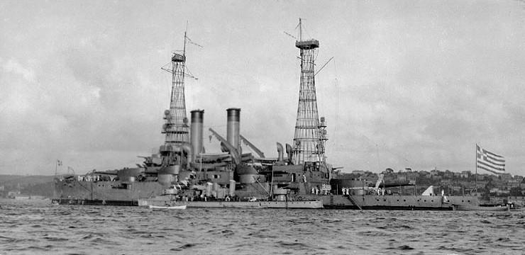 Lemnos 1919