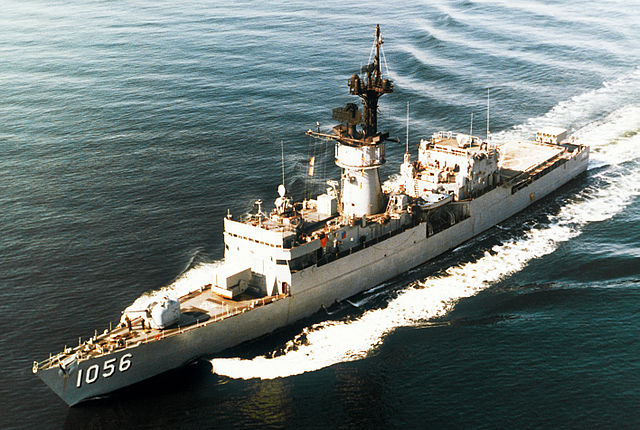 USS Connole - Knox class