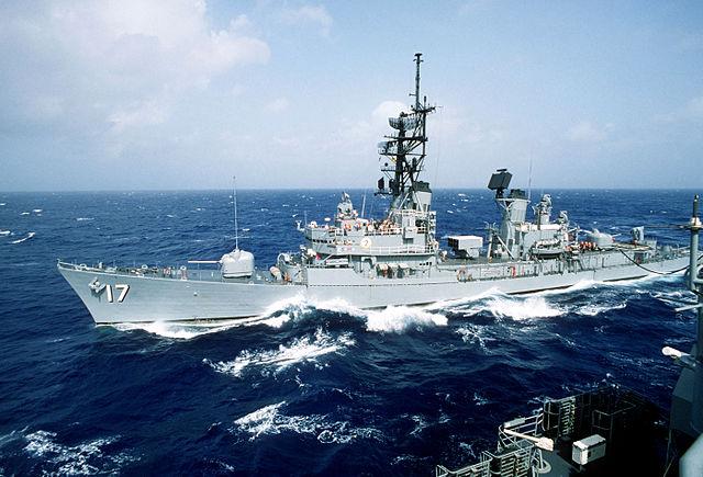 USS Conyngham DDG-17, Charles F Adams class destroyers