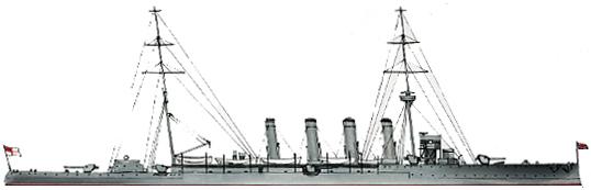 HMS Weymouth