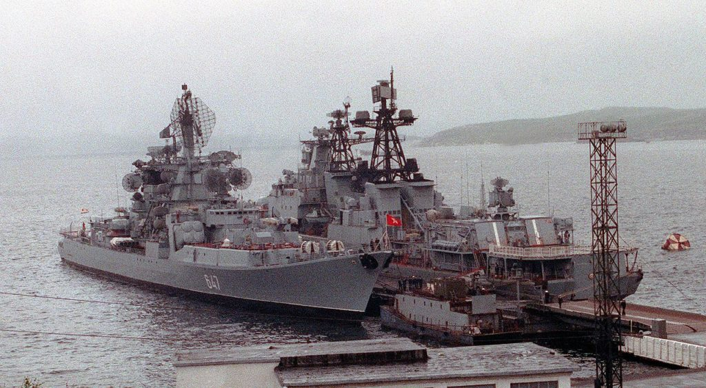 Admiral Isakov - Simferopol