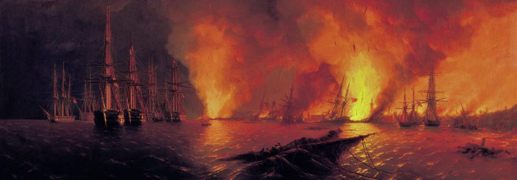 Battle of Sinope 1853