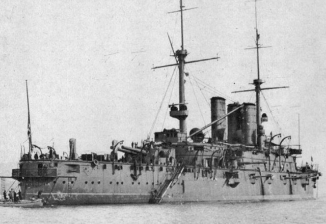 Regina Margherita circa 1908