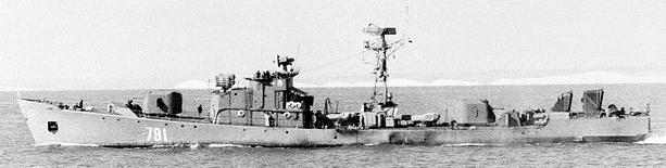 Mirka class Project 35 1985