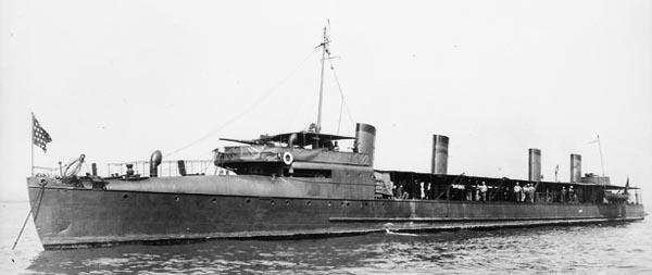 USS Hopkins