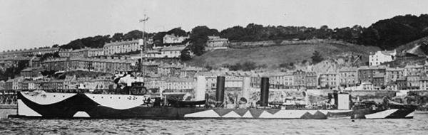 USS Paulding 1918