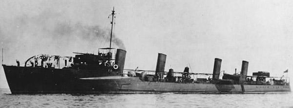 USS Chaucey