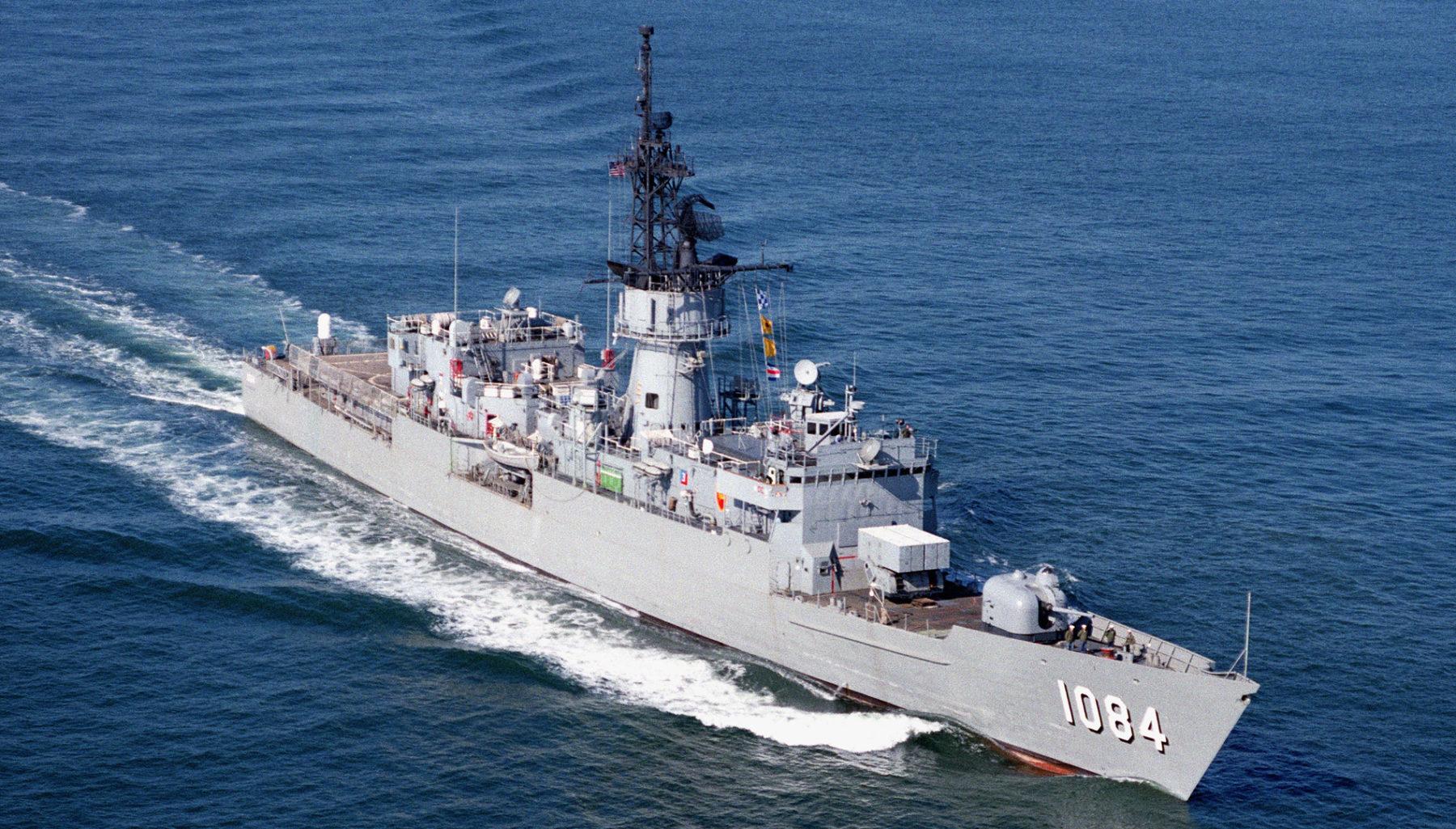 US Navy Cold War Frigates