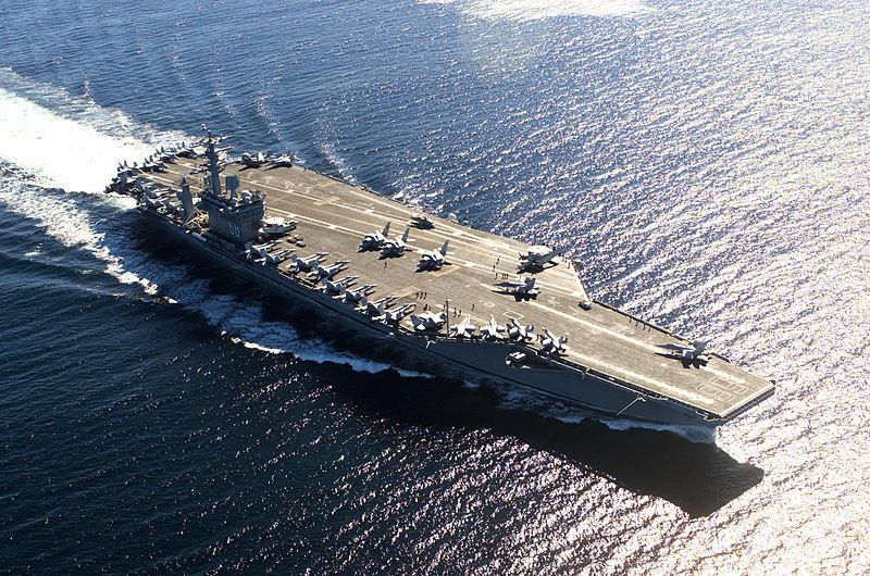 Nimitz class USS Lincoln