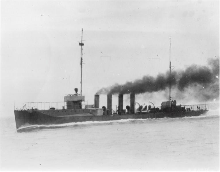 USS OBrien DD-51