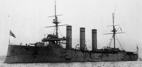 HMS Bedford