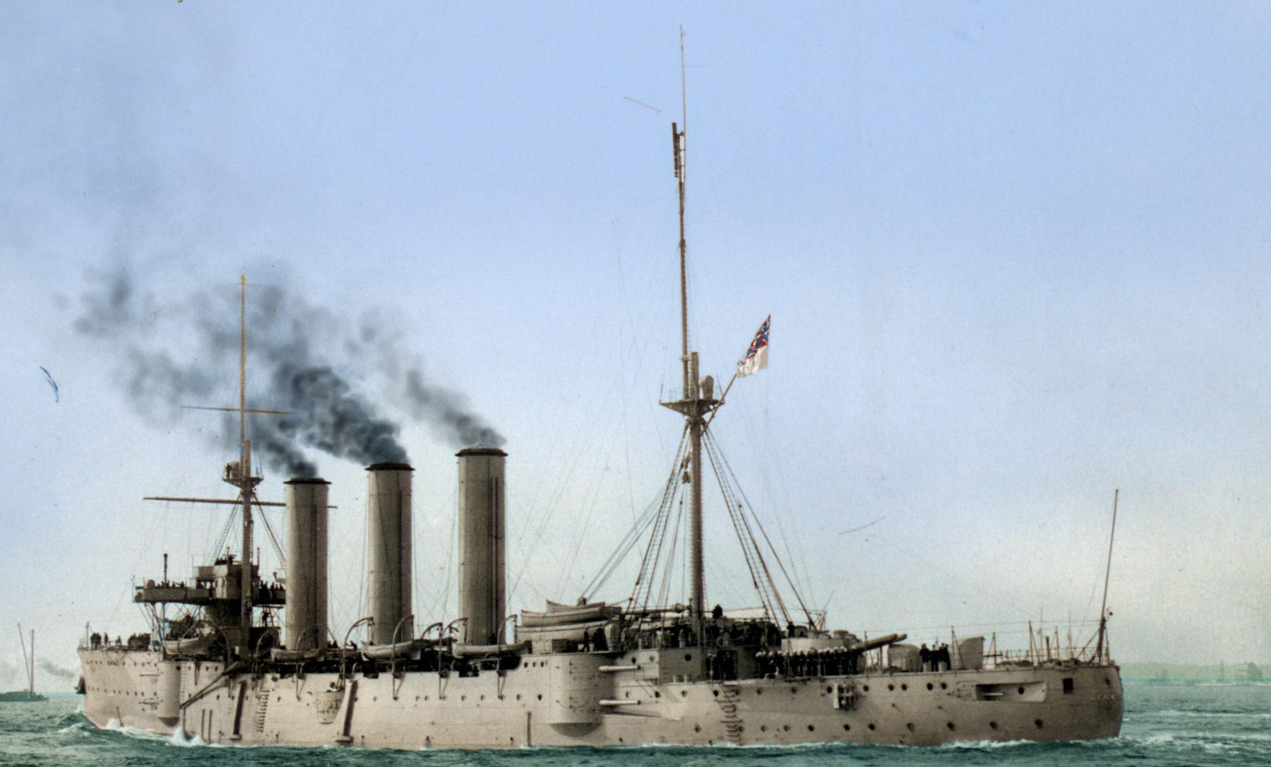 Titanic Third Class Menu Monmouth Class Armored Cruisers