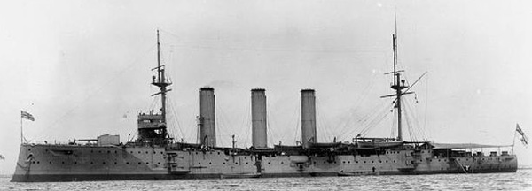 HMS Donegal