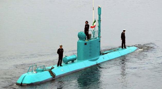 Ghadir class submarine