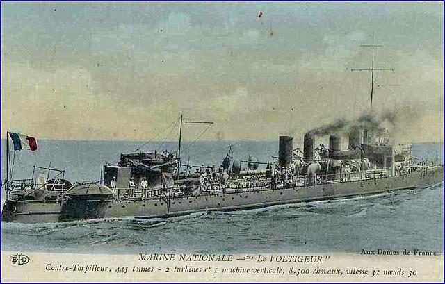 French DD Voltigeur