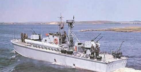 P6 boat
