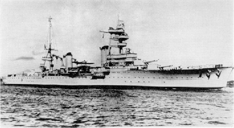 Cruiser Foch