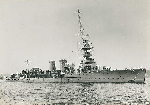 HMS Calyspso