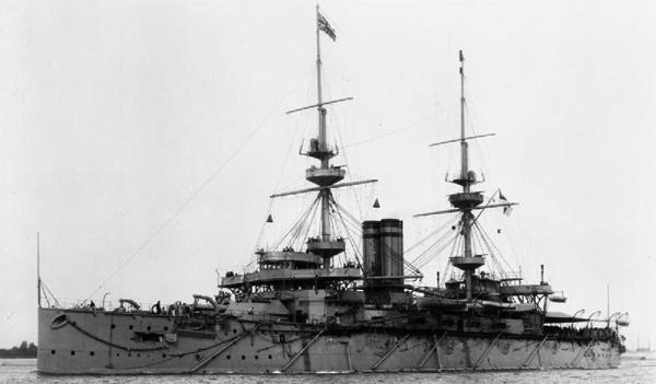 HMS Hannibal in WW1