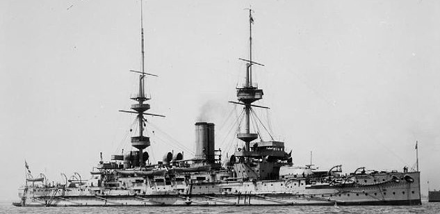 HMS Illustrious in WW1