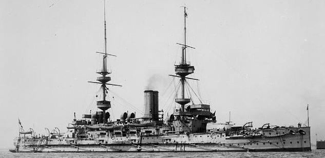 HMS Illustrious in WW1