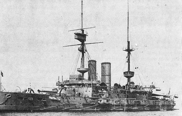 HMS Irresistible