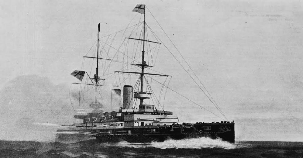 HMS London