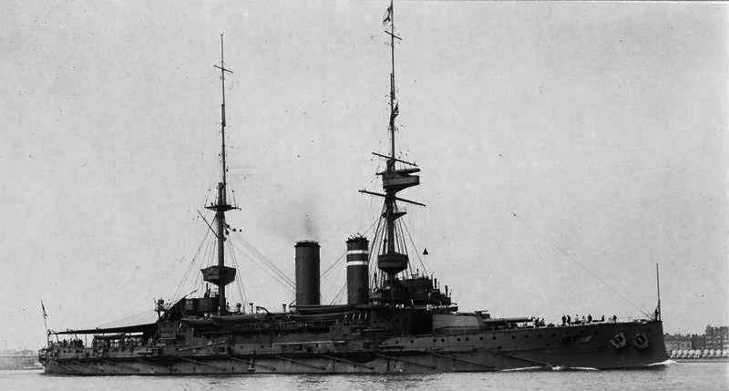 HMS Prince of Wales 1912 - HMS Prince of Wales also patrolled the Channel with 5 Wing and then rallied the Dardanelles in 1915. She supported ANZAC landings on 25 April. In May 1915 he was sent to the Adriatic until the beginning of 1918, and on her return she was reduced to a port service at anchor, like her sister-ships.