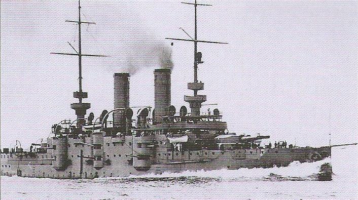 SMS Habsburg