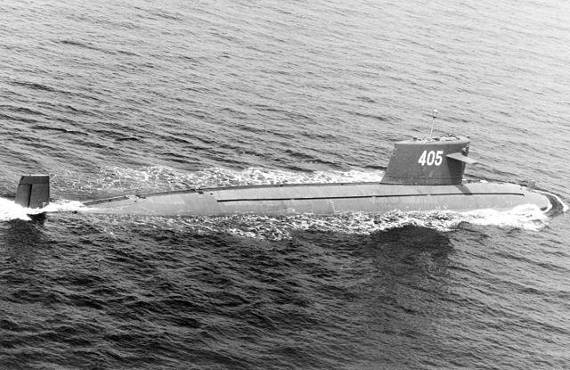 Type 091 SSN