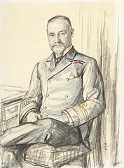Rear admiral Richard Fortescue Phillimor