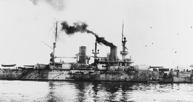 Sevastopol at sea