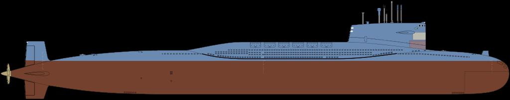Xia class SSBN