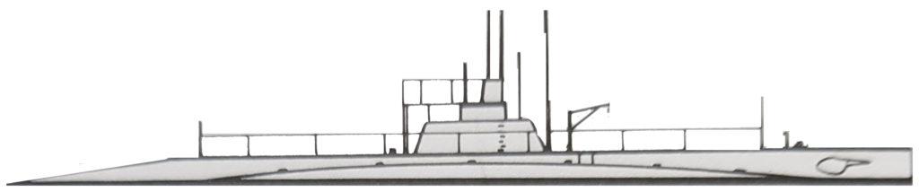 F-class submarines