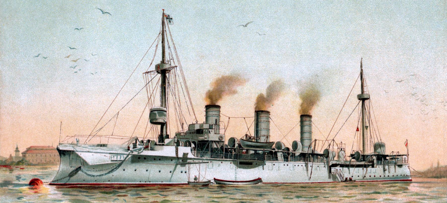 SMS Gefion (1893)