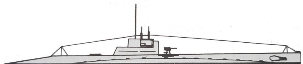 O class submarines