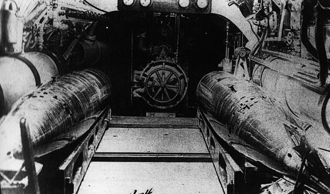 A4 Torpedo chamber