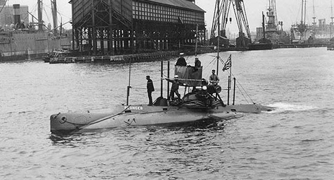 USS Plunger