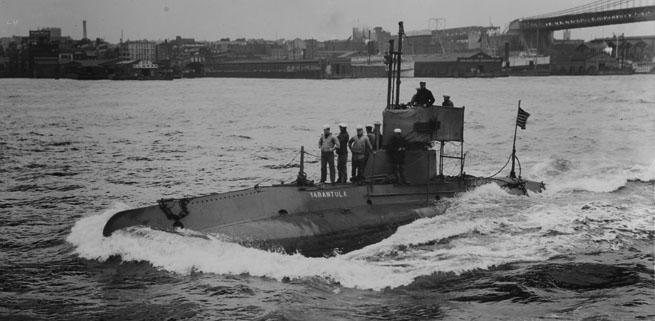 USS Tarantula B-class